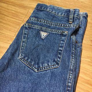 A112 Guess牛仔長褲