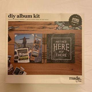 🚚 Album Scrapbook Kit