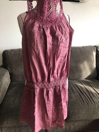 NZ Crochet Racer Dress (NH)