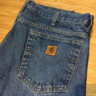 🚚 A110 Carhartt 牛仔長褲