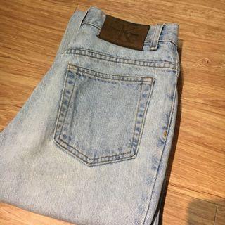 🚚 A124 Calvin Klein Jeans牛仔褲