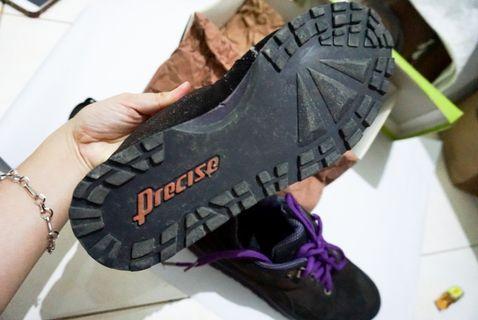 #BAPAU Precise Woman Semi Boots 38