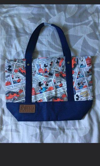 Disney Canvas Bag - BNIB
