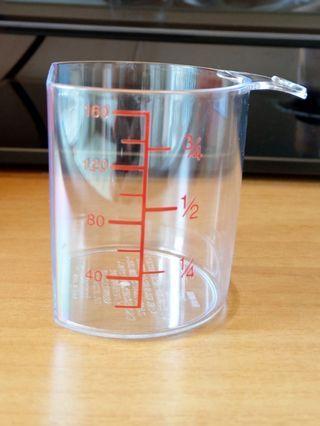 量杯 量米 measurer
