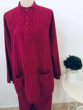 Baju Melayu Teluk Belangan (Custom Made)