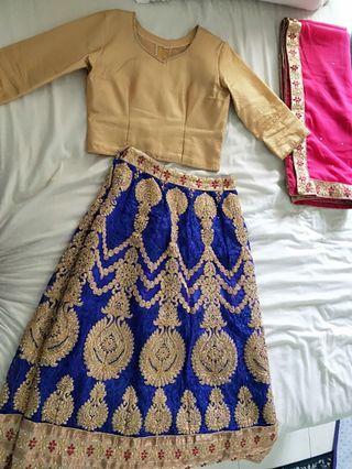 Lehenga Indian dress