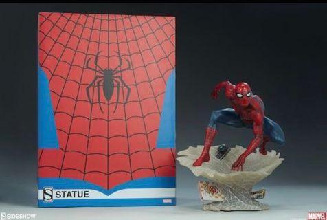 Spider-man Sideshow by Mark Brooks