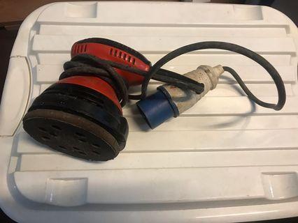 🚚 Handheld sander / grinder