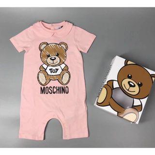 Moschino 婴儿装 连身衣 (WEEC)