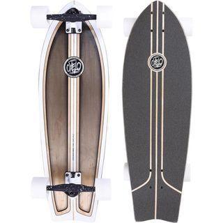 Oxelo Fish Classic Surf Longboard
