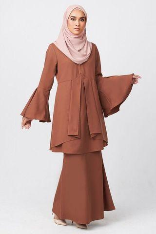 imaan boutique brown maylea