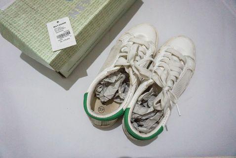 #BAPAU Nevada White 37 like a Adidas Stan Smith