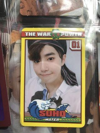 🚚 exo suho the war pc