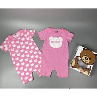 Moschino 婴儿连身衣 (WEEC)