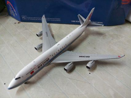 1/400 JC wings AIR CHINA B747-8 B-2479
