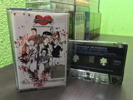 Gerhana Ska Cinta - The New Authentic Cassette / Kaset