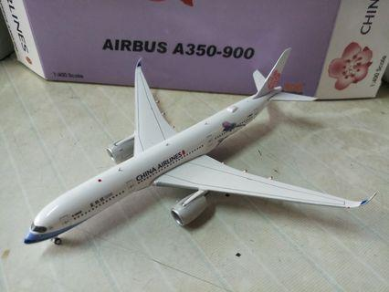 1/400 JC wings CHINA AIRLINES A350-900 B-18908
