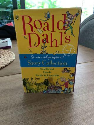 🚚 Roald Dahl's -Collection  Series