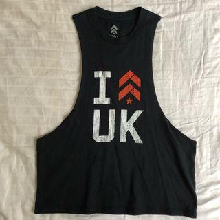 Barry's Bootcamp UK tank small
