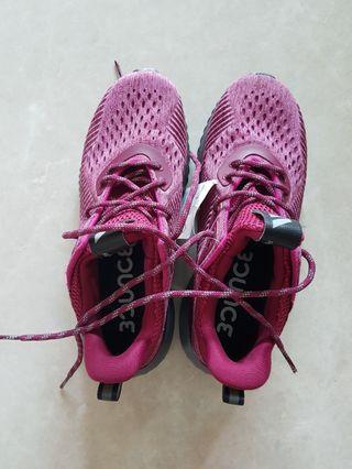 Adidas Alphabounce (US6/UK4.5) women running shoe