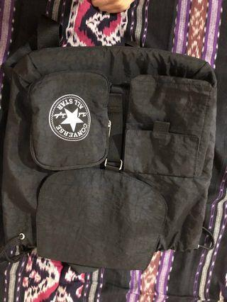 Converse Wrinkle Lifestyle Bag