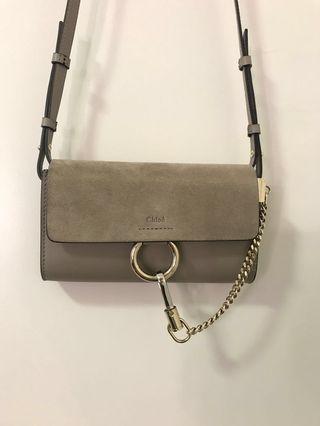 Chloe Mini Faye crossbody bag