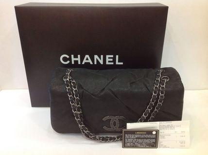 CHANEL WIT FLAP BAG