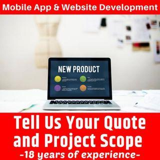 Web Development | Web Design | Ecommerce Website | Web Designer | Website Design | Website Designer | Website Developer | Mobile App Android Developer | Mobile App IOS Dev eloper | Mobile App Application Development | Shopping Cart | Programmer