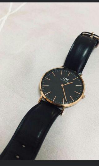 DW手錶40mm