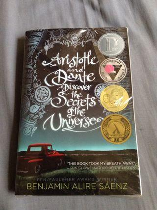 Aristotle and Dante Discover the Secrets of the Universe (Saenz)