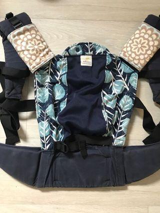 Kinderpack infant carrier