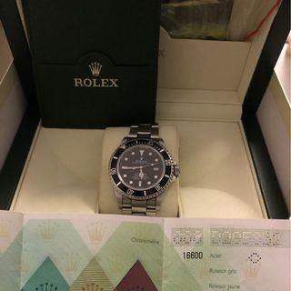 (Reduced) Rolex Sea Dweller