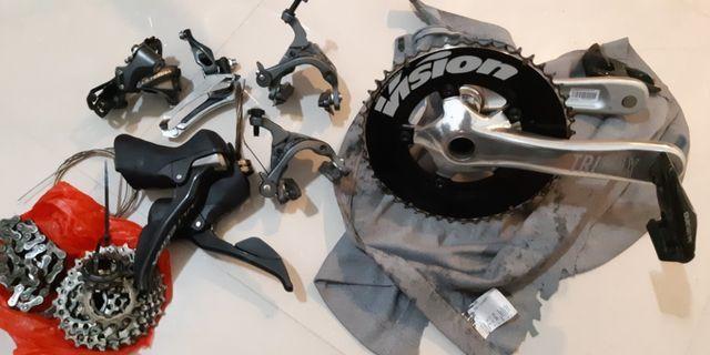 Shimano Ultegra 6800 11 speed