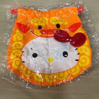 全新Hello Kitty索袋