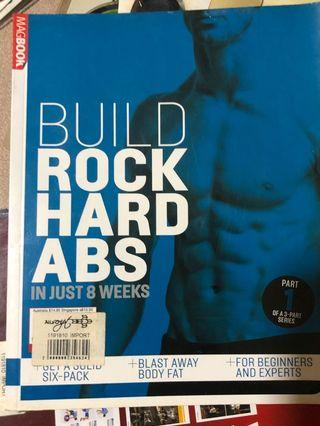 🚚 BUILD ROCK HARD ABS in just 8 weeks
