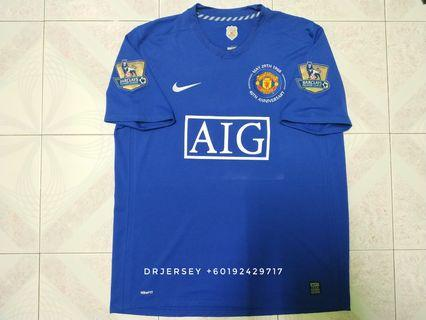 Manchester United Jersey third kit 2008/09