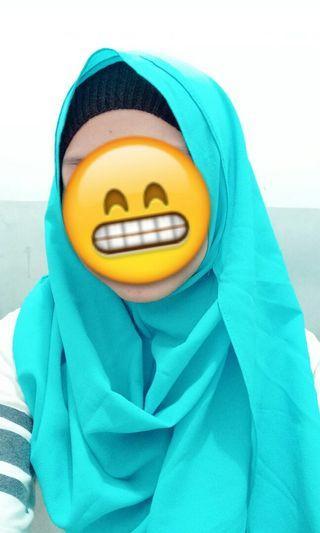 [PRELOVED] Hijab instan tanpa peniti MURAH