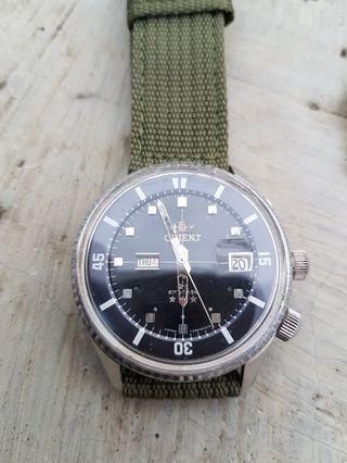 1970老東方機械錶