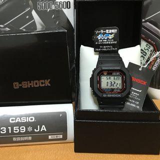 🥇LAST PIECE🥇Casio G-Shock GWM5610-1JF (Japan Domestic Model) 🥇🥇GWM5610🥇🥇 GW M5610