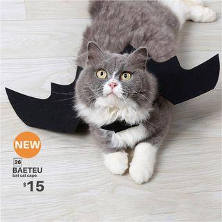 🚚 【NEW/INSTOCK】BAETEU bat cat cape