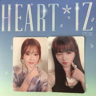 EXCHANGE ONLY - PC IZ*ONE HEART IZ VIOLETTA