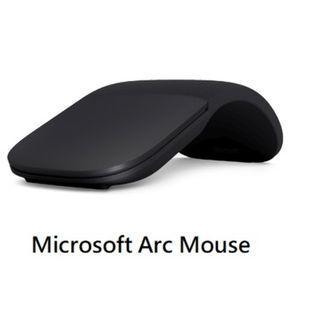 Microsoft Arc Mouse ELG-00005 微軟Arc無線藍牙滑鼠,超薄輕身,方便攜帶,全新原裝水貨