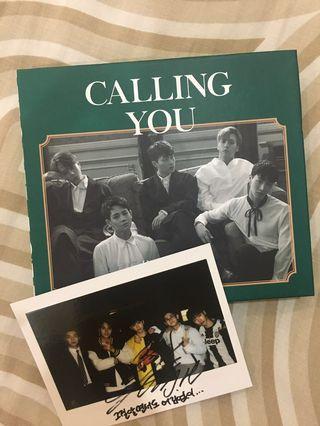 Highlight 'Calling you' album
