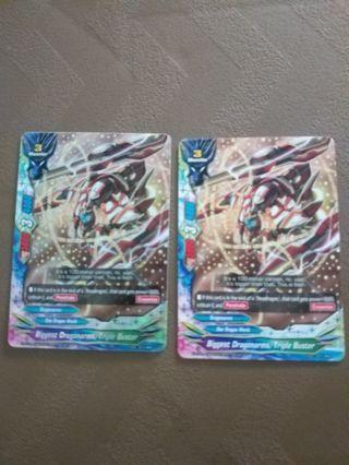 Buddyfight Cards Secret Star Dragon world