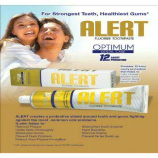 Alert Toothpaste