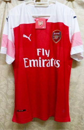 Arsenal FC Home Short Sleeve Jersey 2018/19