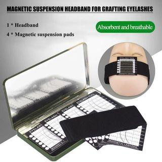 Magnetic Scarf for Eyelash Extension