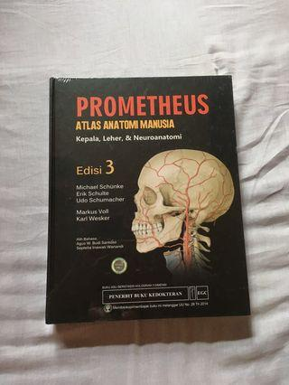 Atlas Anatomi PROMETHEUS Edisi 3 (Kepala Leher Dan Neuroanatomi) ORI