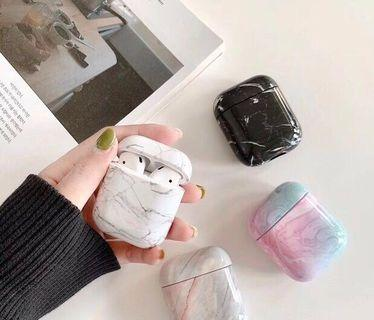 🚚 MARBLED AIRPOD PROTECTIVE CASE