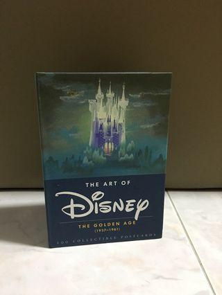 🚚 The Art of Disney Postcards